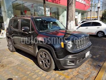 Foto venta Auto usado Jeep Renegade 4x2 Latitude Aut (2017) color Negro precio $305,000