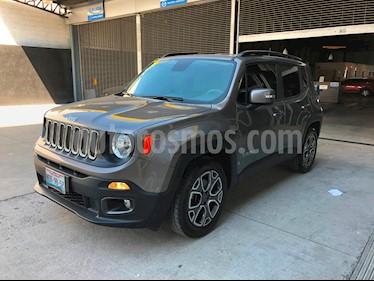 Foto venta Auto usado Jeep Renegade 4x2 Latitude Aut (2018) color Gris Ceniza precio $394,900
