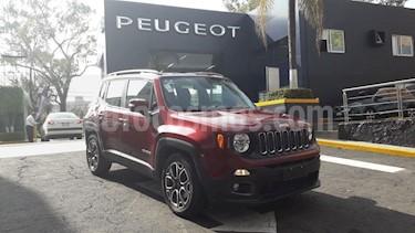 Foto venta Auto usado Jeep Renegade 4x2 Latitude Aut (2018) color Rojo precio $359,900