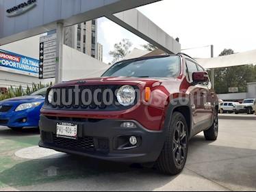 Foto venta Auto usado Jeep Renegade 4x2 Night Eagle Aut (2018) color Rojo precio $360,000