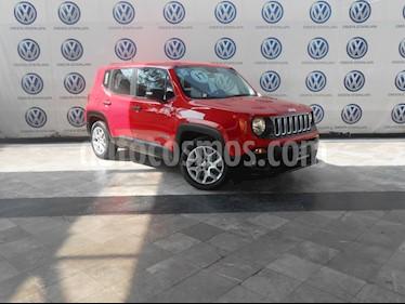 Foto Jeep Renegade 4x2 Sport Aut usado (2017) color Rojo precio $299,000