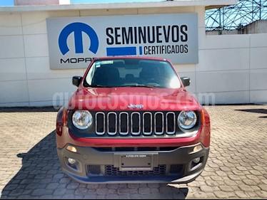 Foto venta Auto Seminuevo Jeep Renegade 4x2 Sport Aut (2018) color Rojo precio $325,000