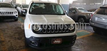Foto venta Auto usado Jeep Renegade 4x2 Sport Aut (2018) color Blanco Alpine precio $360,000
