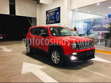 Foto venta Auto usado Jeep Renegade 4x2 Sport Aut (2018) color Rojo precio $355,000