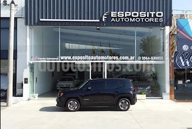 Jeep Renegade Sport usado (2017) color Negro precio $995.000