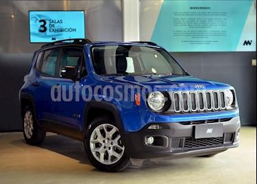 Jeep Renegade Sport usado (2018) color Azul precio $1.090.000