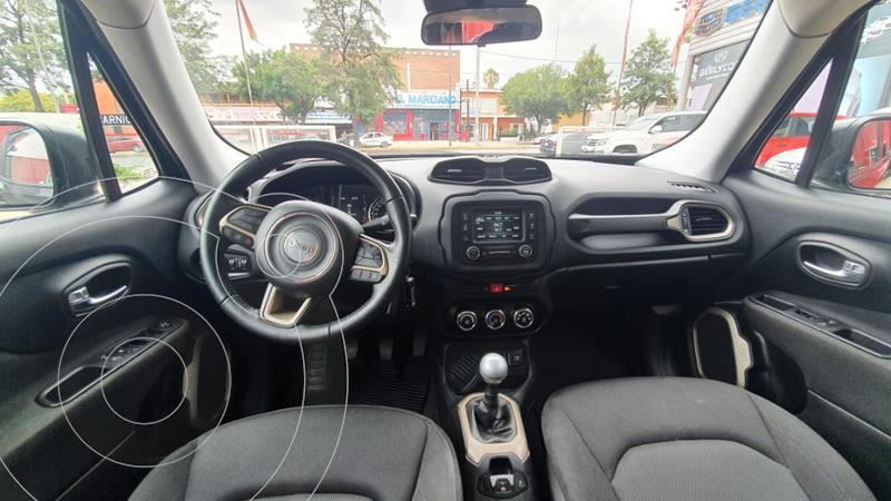 Jeep Renegade Sport usado (2018) color Negro precio $1.850.000