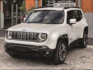 Jeep Renegade Longitude Aut nuevo color A eleccion precio $2.050.000
