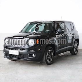 Jeep Renegade Sport usado (2016) color Negro precio $1.070.000
