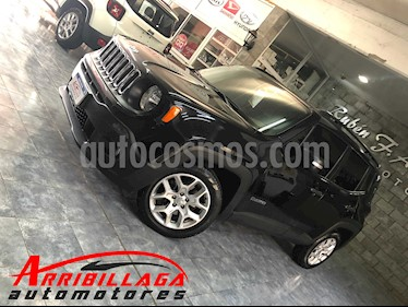 Jeep Renegade Sport usado (2018) color Negro Carbon precio $1.250.000