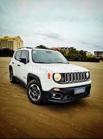 Jeep Renegade Sport usado (2017) color Blanco precio u$s11.000