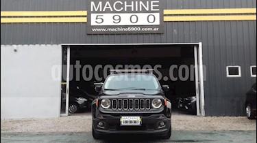 Jeep Renegade Sport usado (2017) color Negro precio $1.290.000