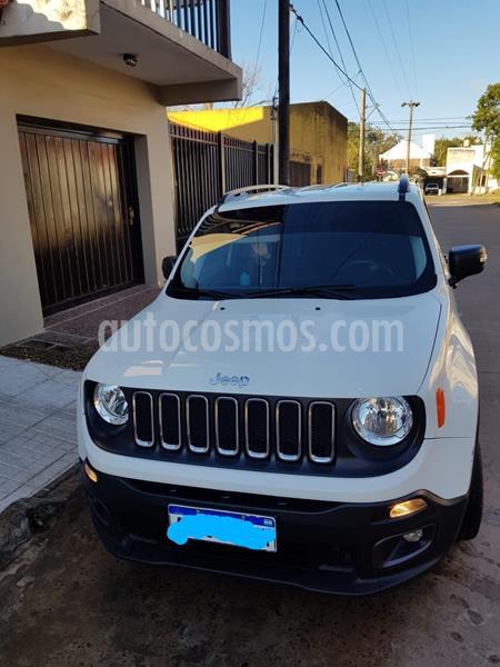 Jeep Renegade Sport Plus Aut usado (2017) color Blanco precio $1.300.000