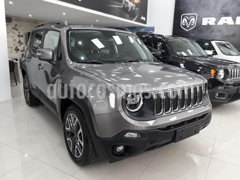 Jeep Renegade Sport usado (2020) color Gris precio $1.738.200
