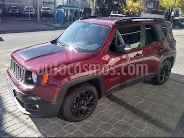 Jeep Renegade Sport Aut Plus usado (2018) color Rojo Borgona precio $1.149.900