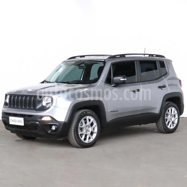 Jeep Renegade Sport Aut usado (2019) color Plata precio $2.300.000