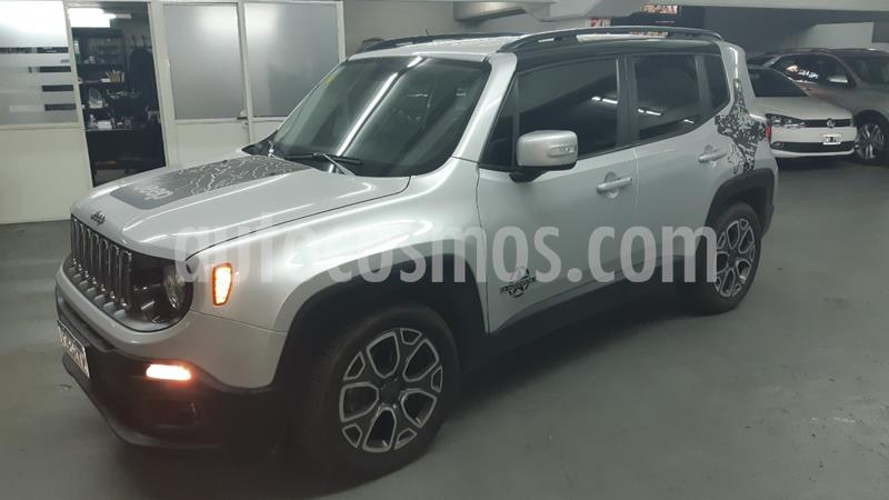 Jeep Renegade Longitude 2.4 Aut usado (2018) color Gris precio $1.859.000
