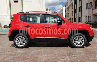 Jeep Renegade 1.8L Sport   usado (2019) color Rojo precio $66.900.000
