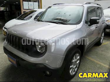 Jeep Renegade 1.8L Sport Aut  usado (2020) color Plata precio $76.900.000
