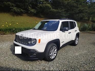 Jeep Renegade 1.8L Sport Aut  usado (2019) color Blanco precio $50.000.000