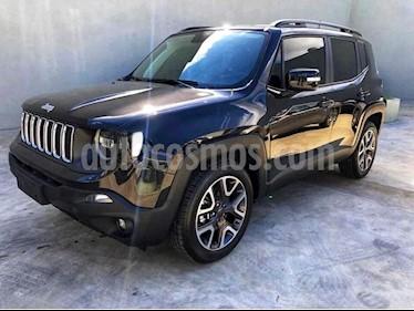 Foto Jeep Renegade Longitude Aut usado (2019) color Negro precio $1.311.000