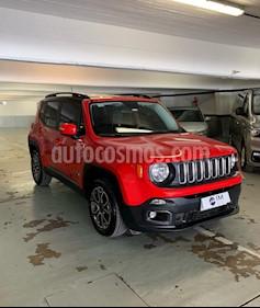 Foto Jeep Renegade Longitude Aut usado (2018) color Rojo precio $1.100.000