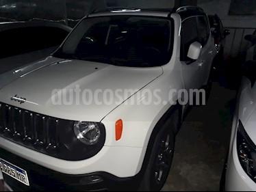 Foto venta Auto usado Jeep Renegade Longitude Aut (2018) color Blanco Glaciar precio $949.000