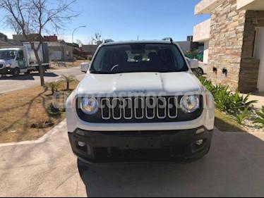 Foto venta Auto Usado Jeep Renegade Longitude Aut (2018) color Gris Oscuro precio $878.000