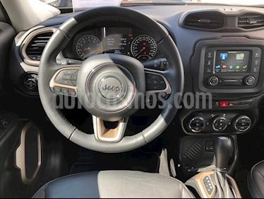 Jeep Renegade 4x2 Limited Aut usado (2018) color Plata Hielo precio $339,000