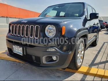 Jeep Renegade 4x2 Sport Aut usado (2017) color Negro precio $270,000