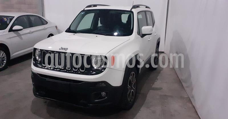 Jeep Renegade 4x2 Latitude Aut usado (2018) color Blanco precio $264,900