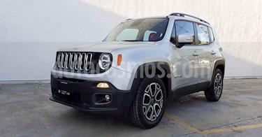 Jeep Renegade 4x2 Latitude Aut usado (2018) color Plata precio $238,800