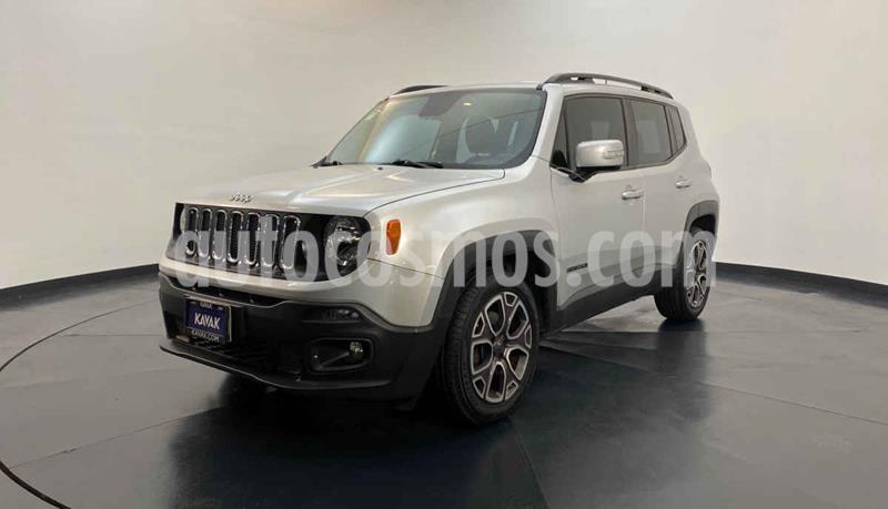 Jeep Renegade 4x2 Latitude Aut usado (2017) color Gris precio $312,999