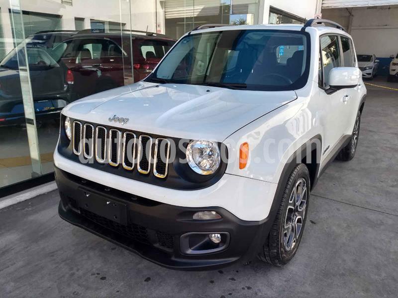 Jeep Renegade 4x2 Latitude Aut usado (2018) color Blanco precio $309,800