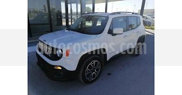 Jeep Renegade 4x2 Latitude Aut usado (2018) color Blanco precio $239,900