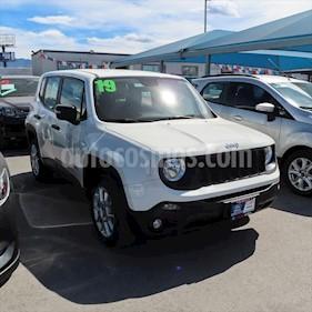 Jeep Renegade SPORT usado (2019) color Blanco precio $328,000