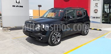 Jeep Renegade 4x2 Latitude Aut usado (2019) color Negro precio $370,000
