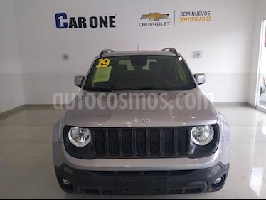 Jeep Renegade 4x2 Latitude Aut usado (2019) color Gris precio $369,000