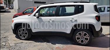 Jeep Renegade 4x2 Latitude Aut usado (2018) color Blanco precio $418,900