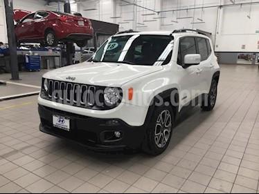 Foto Jeep Renegade 5p Latitude L4/1.8 Aut usado (2018) color Blanco precio $335,000
