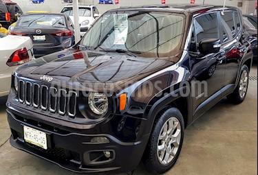 Jeep Renegade 4x2 Sport Aut usado (2017) color Negro precio $268,000