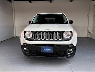 Jeep Renegade 4x2 Sport Aut usado (2018) color Blanco precio $325,000
