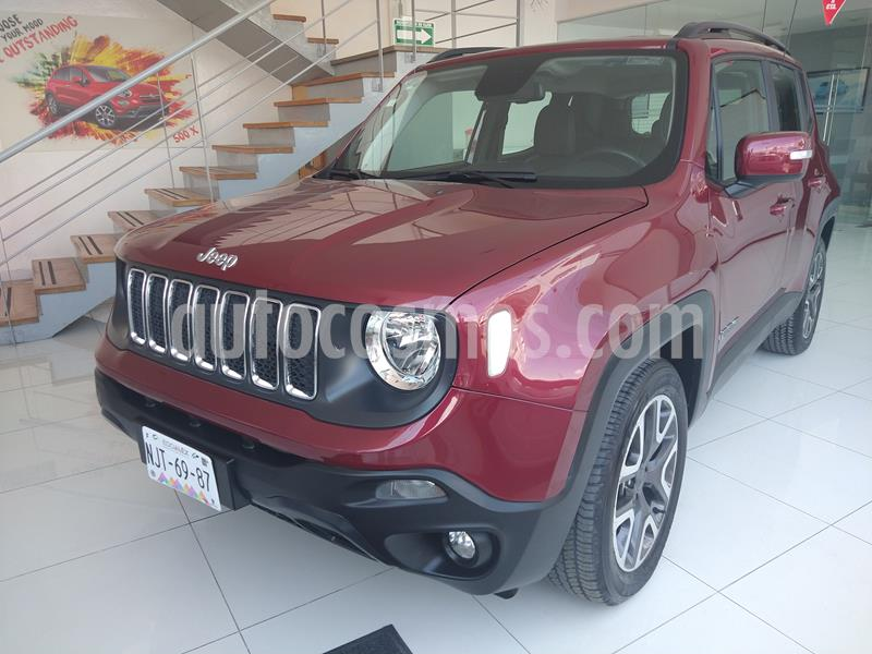 Jeep Renegade 4x2 Latitude Aut usado (2019) color Marron precio $355,000