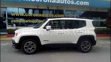 Jeep Renegade 4x2 Latitude Aut usado (2017) color Blanco precio $289,900