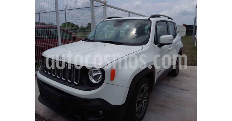 Jeep Renegade 4x2 Latitude Aut usado (2018) color Blanco precio $244,900