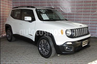 Jeep Renegade 4x2 Latitude Aut usado (2018) color Blanco precio $342,000