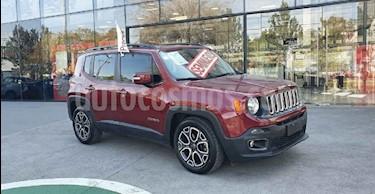 Jeep Renegade 4x2 Latitude Aut usado (2018) color Rojo precio $319,000
