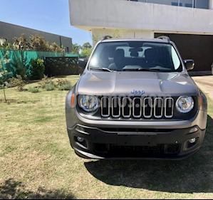 Foto venta Auto Usado Jeep Renegade Sport Aut Plus (2018) color Gris Oscuro precio $826.000