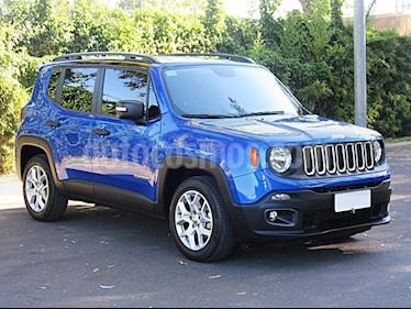Foto venta Auto usado Jeep Renegade Sport Aut Plus (2018) color Azul Electrico precio $729.000