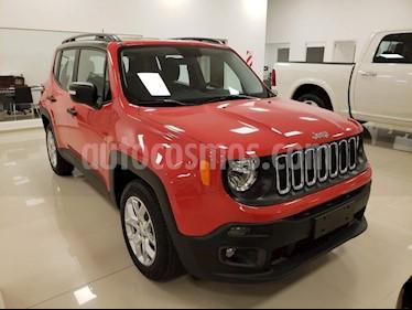 Foto venta Auto usado Jeep Renegade Sport Aut Plus (2019) color Blanco precio $924.000